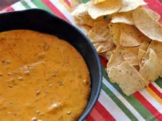 Chili's SKILLET CHEESE QUESO DIP * with tortilla chips * - Seasonal ...