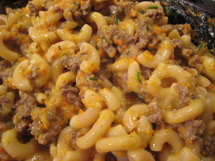 CHILI MAC * Homemade Hamburger helper * Macaroni & Beef * - Seasonal ...