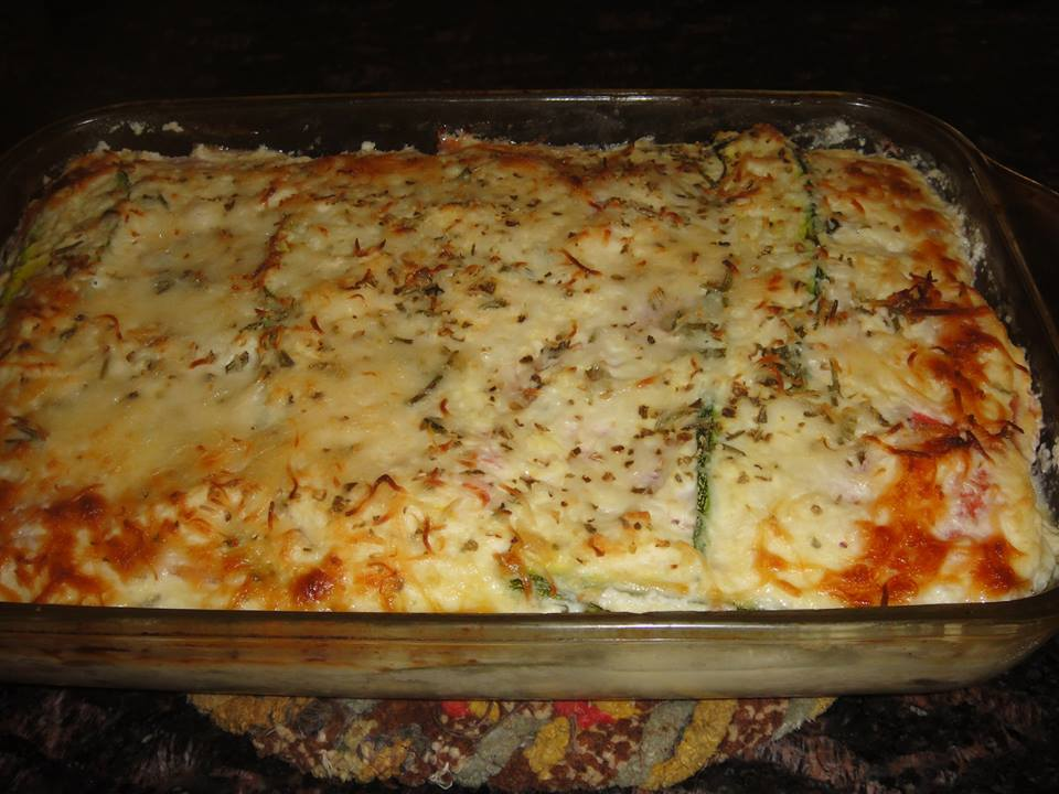 ZUCCHINI LASAGNA * Gluten Free, Low Carb, Vegetarian (no Pasta) *  Https://www.pinterest.com/pin/553802085401828477/. Picture. Olive Gardenu0027s  ...